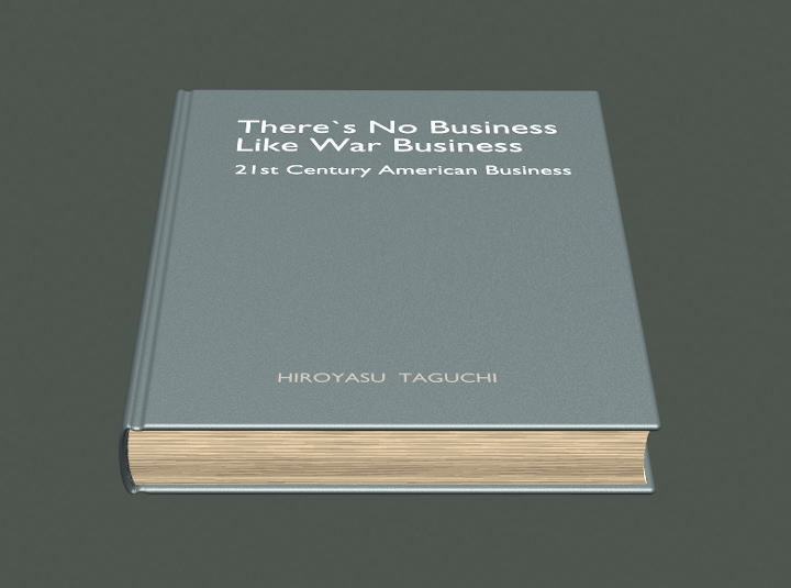 There`s no business like war business / 21st century American business